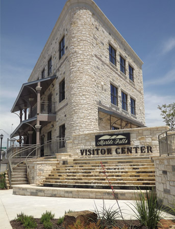 Marble Falls Visitor Center